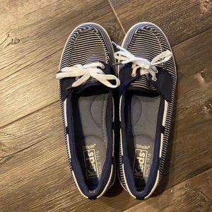Women's Keds Boat shoes. Size 6.5